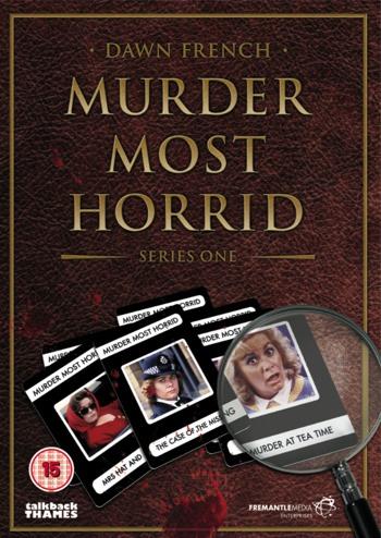 actrice first murder