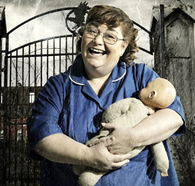 Midwife Joy in Psychoville